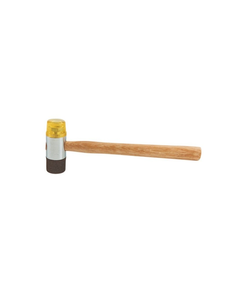 POUFF STORAGE MARRONE CON BOTTONI